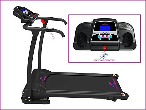 Fit-Force Cinta de Correr 1500W