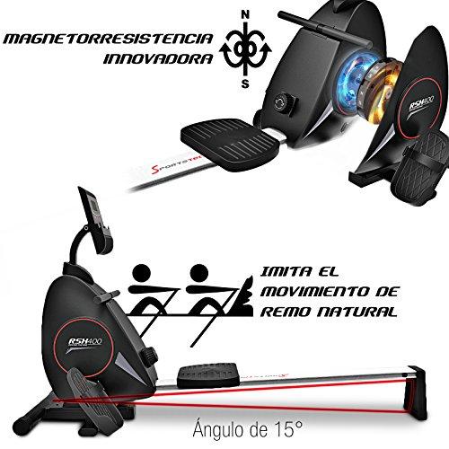 Sportstech RSX400 Plegable