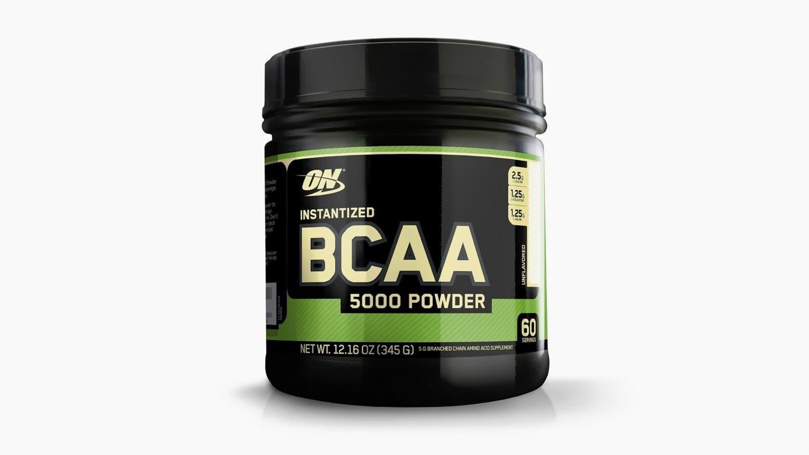 ¿Por qué tomar suplementos de BCAA (aminoácidos ramificados)?