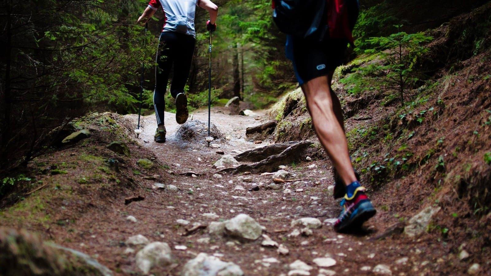 Beneficios de practicar trail running